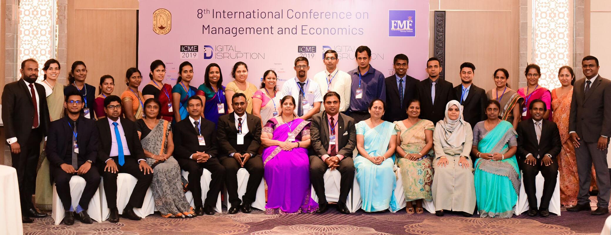 ICME 2019