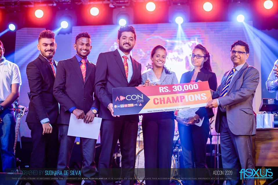 AdCon 2019 Inter University Advertising Competition.